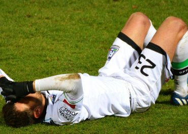The Uneasy Fate of Footballers